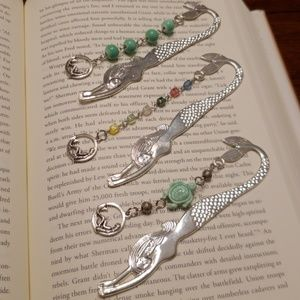 Jewelry - Mermaid Jewelry Bookmarks